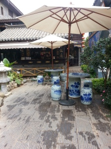 Amazing restaurant in  Guandu Old city