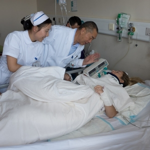 Dr. Liu Supervising