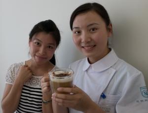 Nespresso for Nurses