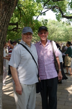 Dad + Ted Touring Kunming